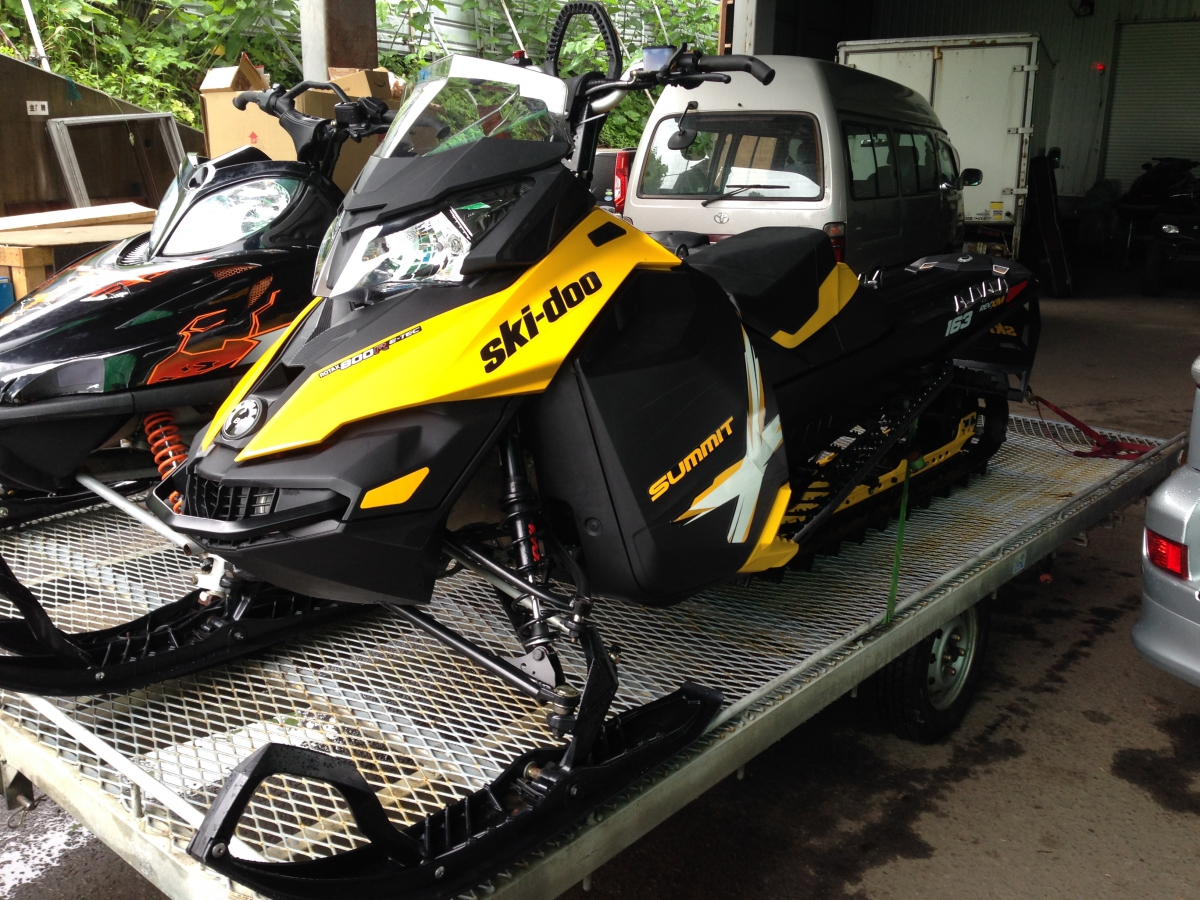 Ski Doo Summit 800 X 2013